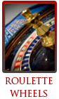 Buy Roulette Wheels | MCN Casino Equipment | Casino Table Hire and Sales, North West